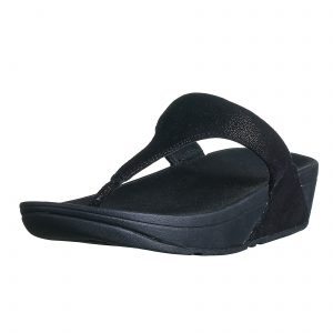 Shimmy Suede Toe Post