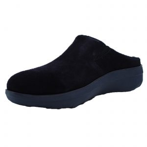 Loaff-suede-clogs