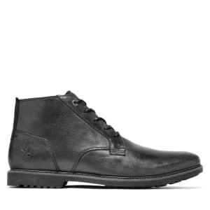 נעלי עור גבוהות לגבר LAFAYETTE PARK CHUKKA